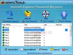 Internet softver za pronalaženje web stranica